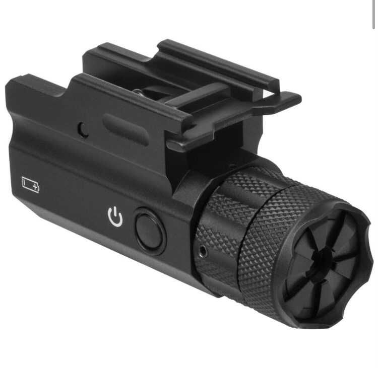 Cryo Co2 Gun Laser Accessory