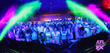 uv neon paint party