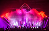 CO2 CRYO FOG JET MACHINE DMX 512 ATLANTA SPECIAL FX