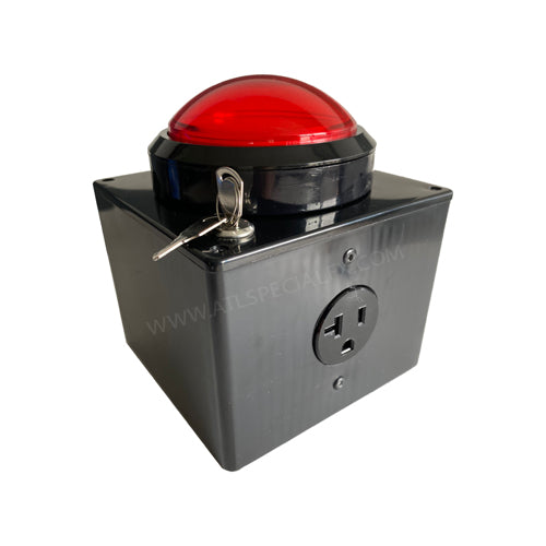 Big Red Button Push Button Controller