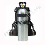 cryo gun backpack with co2 tank