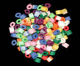 confetti streamers multicolor