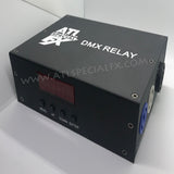 DMX 512 Relay Switch Pack 1 Channel Controller