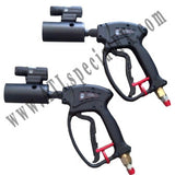 dual mini cryo gun with lasers for added visual effects