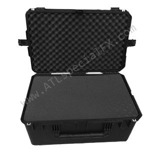road case with foam