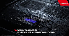 Creeper waterproof molded housing