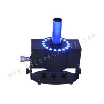 led co2 jet machine dmx 512