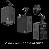 Showven Sparkular Fall Mini Cold Spark Fountain Machine Rental Atlanta Special FX