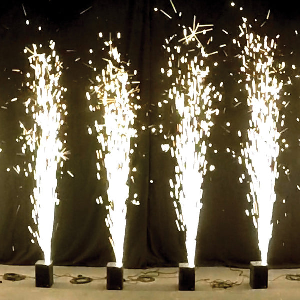 Rent Cold Sparkler Fountains For Weddings And Concert