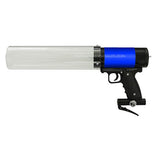 T shirt cannon launcher blue by war machine atlanta special fx