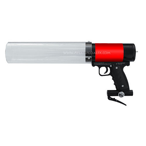 T shirt cannon launcher red by war machine atlanta special fx