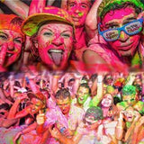UV Neon Glow Paint Party
