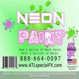 uv neon paint by atlanta special fx