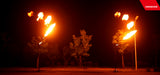 quick fire pyro devices for rent from Atlanta Special FX