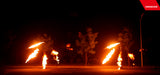 pyro flame units for rent from ATL Special FX