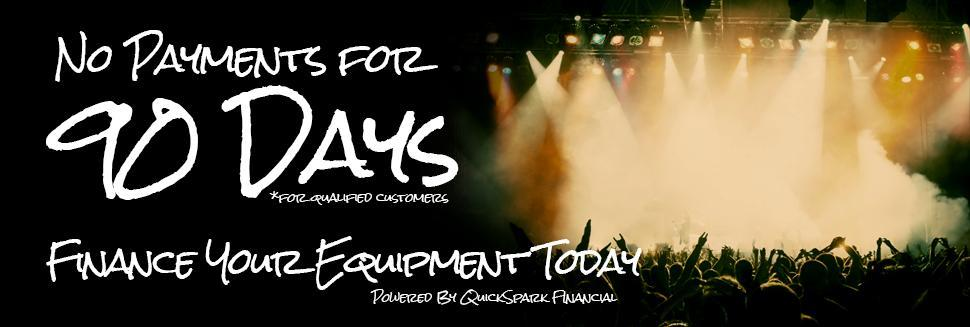 Purchase Pyrotechnic Flame Equipment Systems With Quickspark Financing