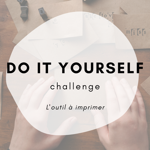DO IT YOURSELF CHALLENGE