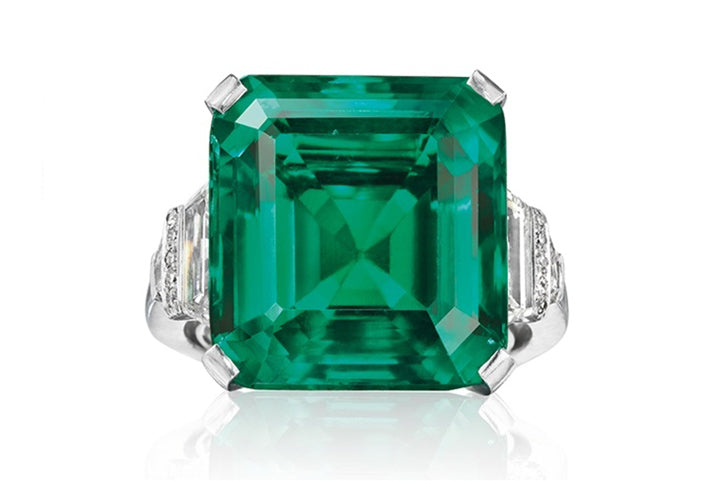 The exceptional emerald is the birthstone for May