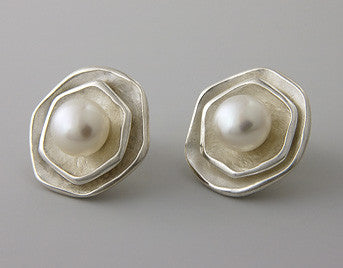 Pelagia Post Earrings