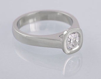 D-Squared Diamond Ring