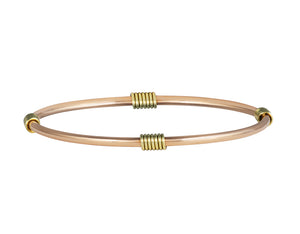 Lashed Bangle