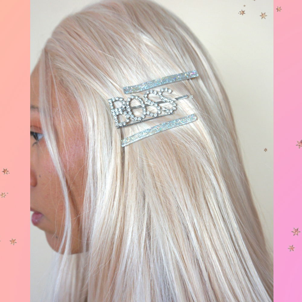 Moonbeam Mama - Hair Pins