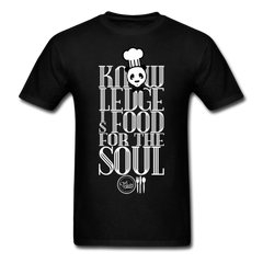 Men's Food For The Soul Tee