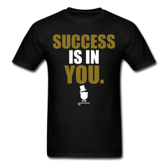 Men's Success Is In You Tee