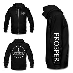 Men's/Women's Prosper Zip Up Hoodie