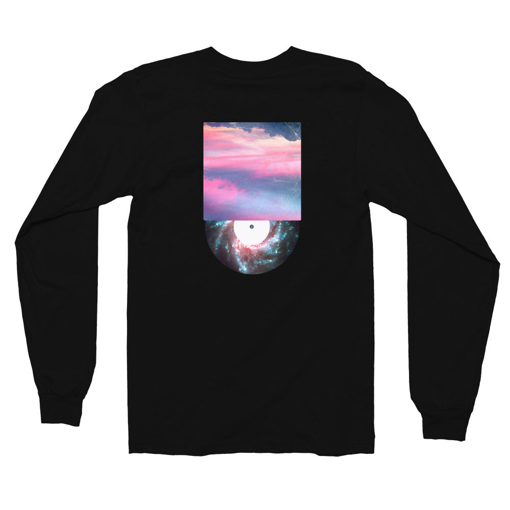 Galactic Record Long Sleeve Shirt