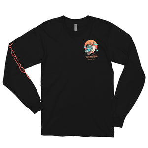 Dragon Style Long Sleeve Shirt