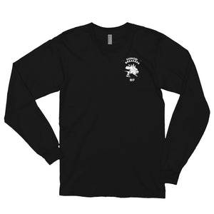 Shinobi Breakers Long Sleeve Shirt - Black