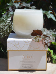 Heure du Thé Ballon Candle- Medium (16oz.) by Alixx