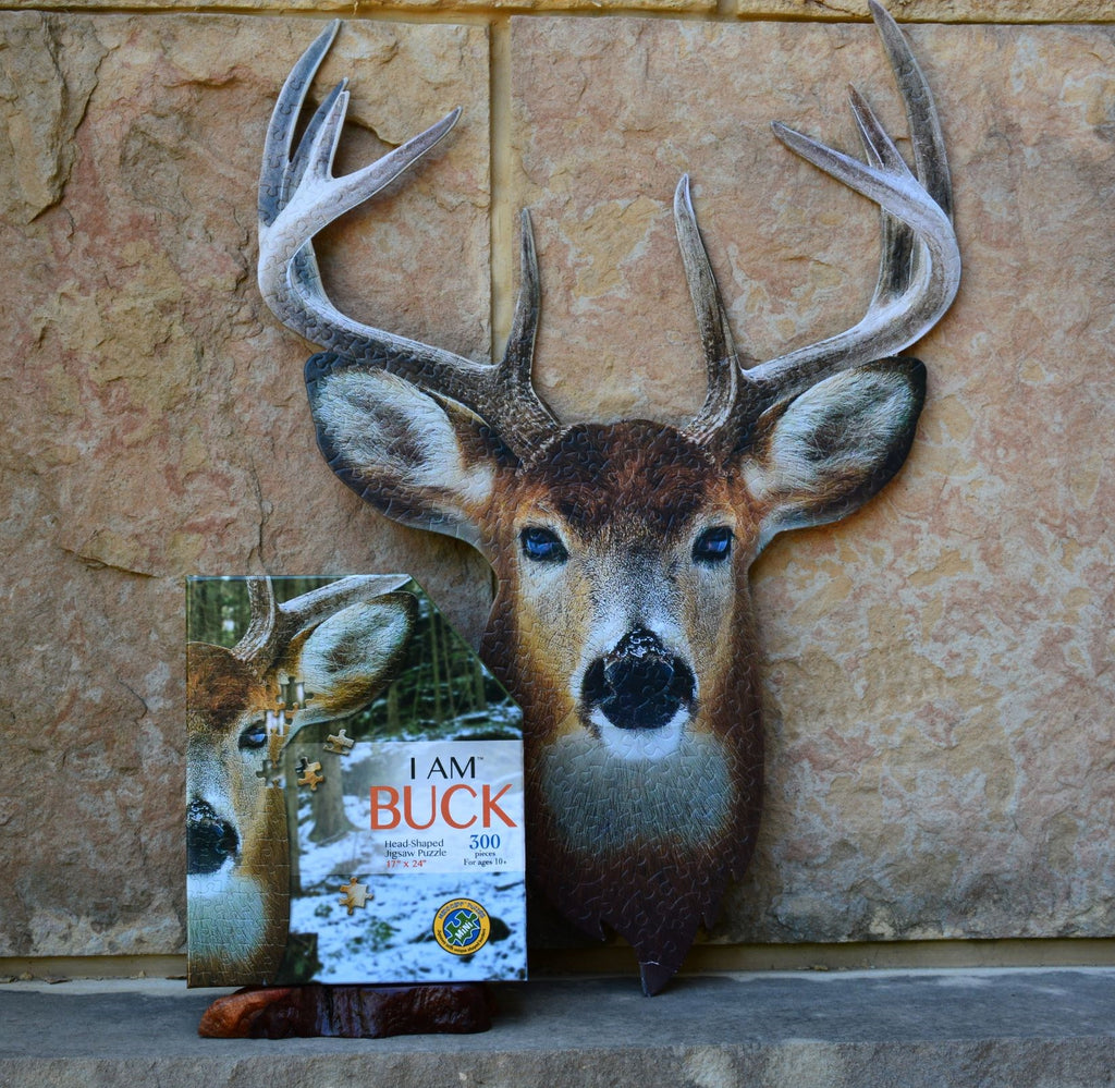 I Am Buck Puzzle by Madd Capp Puzzles
