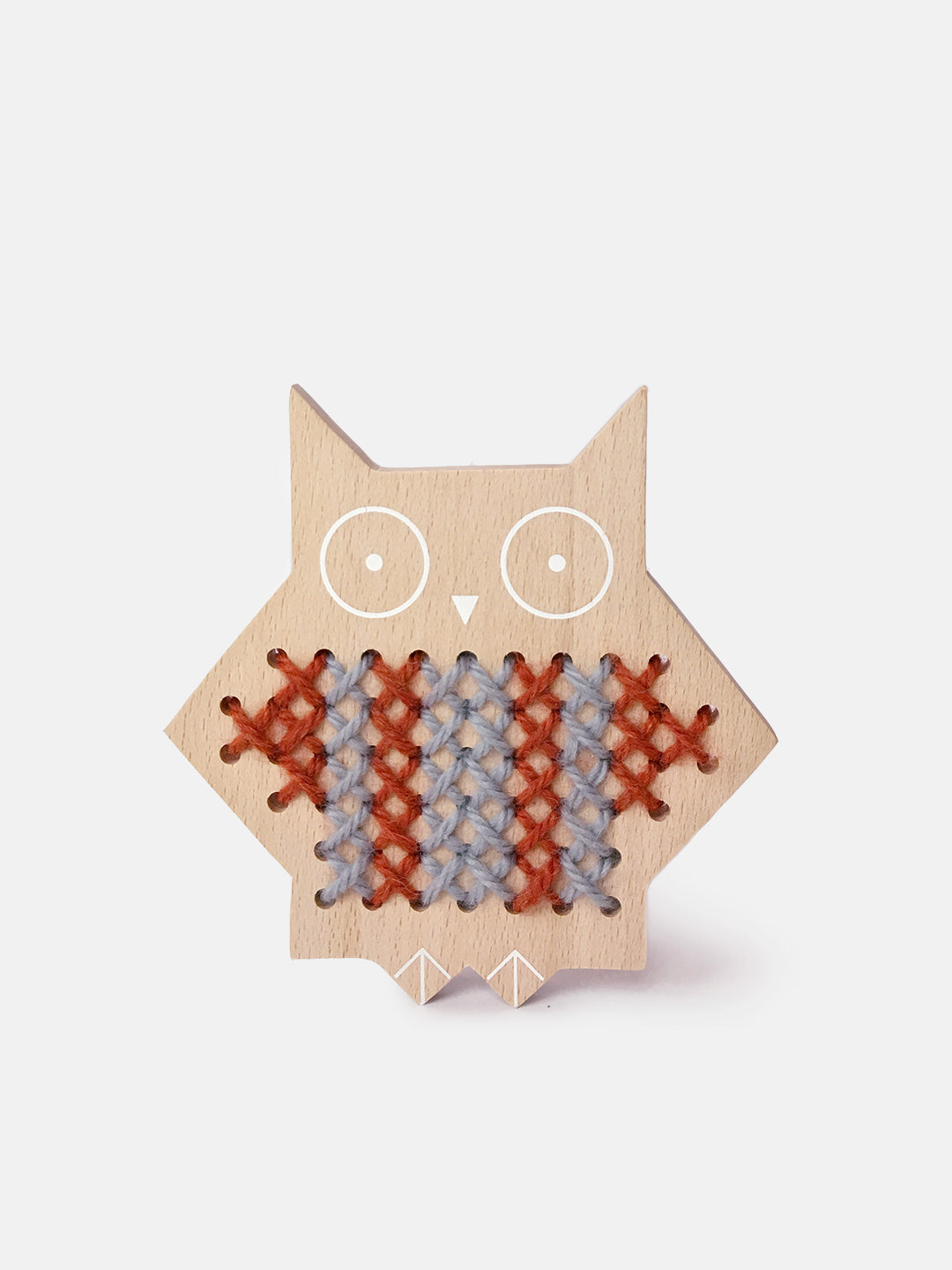 Owl Cross Stitch Friend