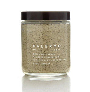 Detox Body Scrub by Palermo