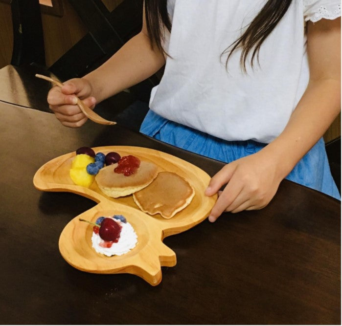 Wood Duck Plate