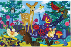 Life on Earth 100 Piece Puzzle by Eeboo