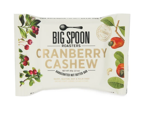 Cranberry Cashew Bar by Big Spoon