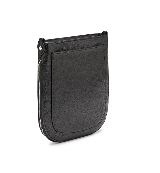 Emma Swing Crossbody in Black