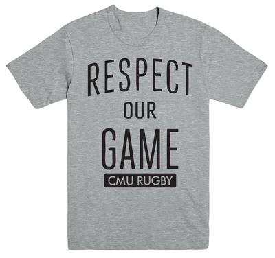 Respect Our Game (CMU Rugby)