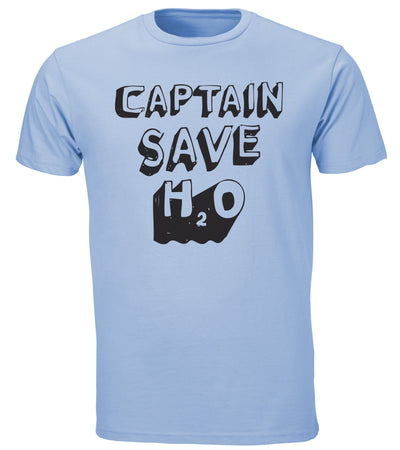 Captain Save H2O Tee