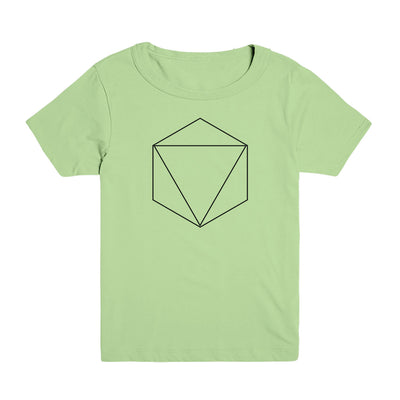 Geometry Logo Kid's Tee