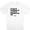 All the Forwards Men's Tee