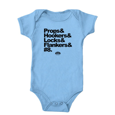 All the Forwards Onesie