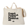 All the Forwards Tote Bag