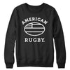 American Rugby (White) Crewneck