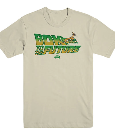Bok to the Future Tee