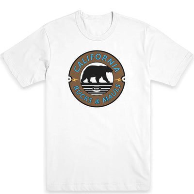 California Rucks and Mauls Men's Tee