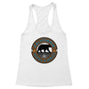 California Rucks and Mauls Women's Racerback Tank